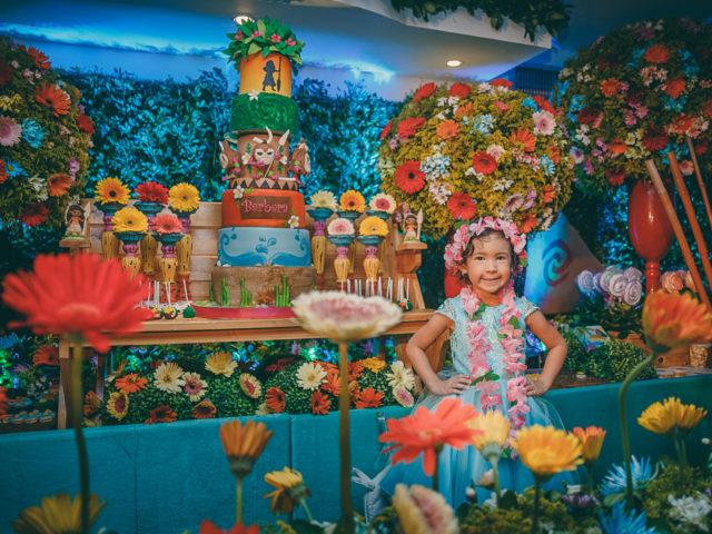Fiesta infantil Bárbara Bella