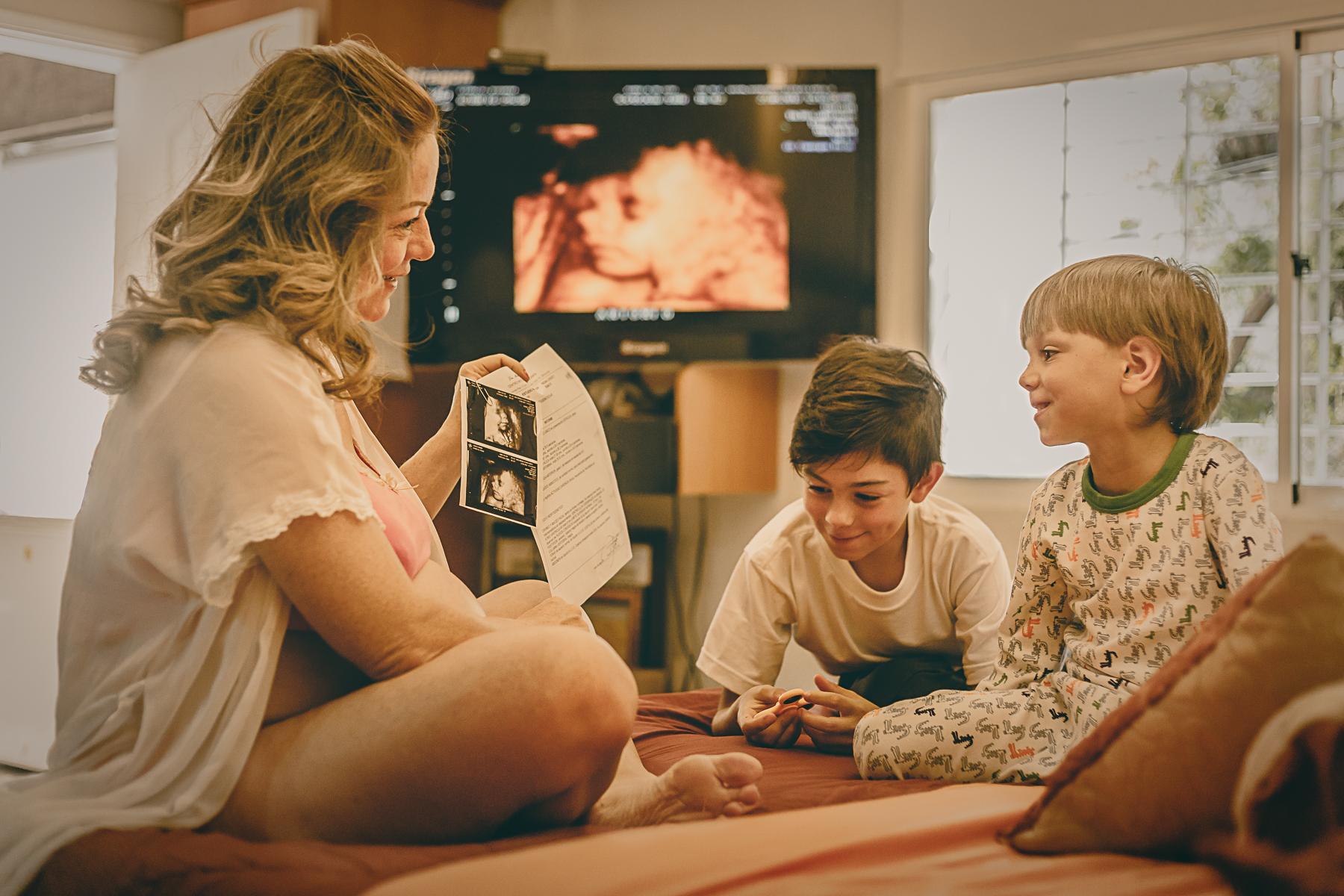 Prenatal Vivían Erazo