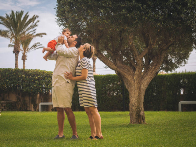 Cayetana + Padres | España