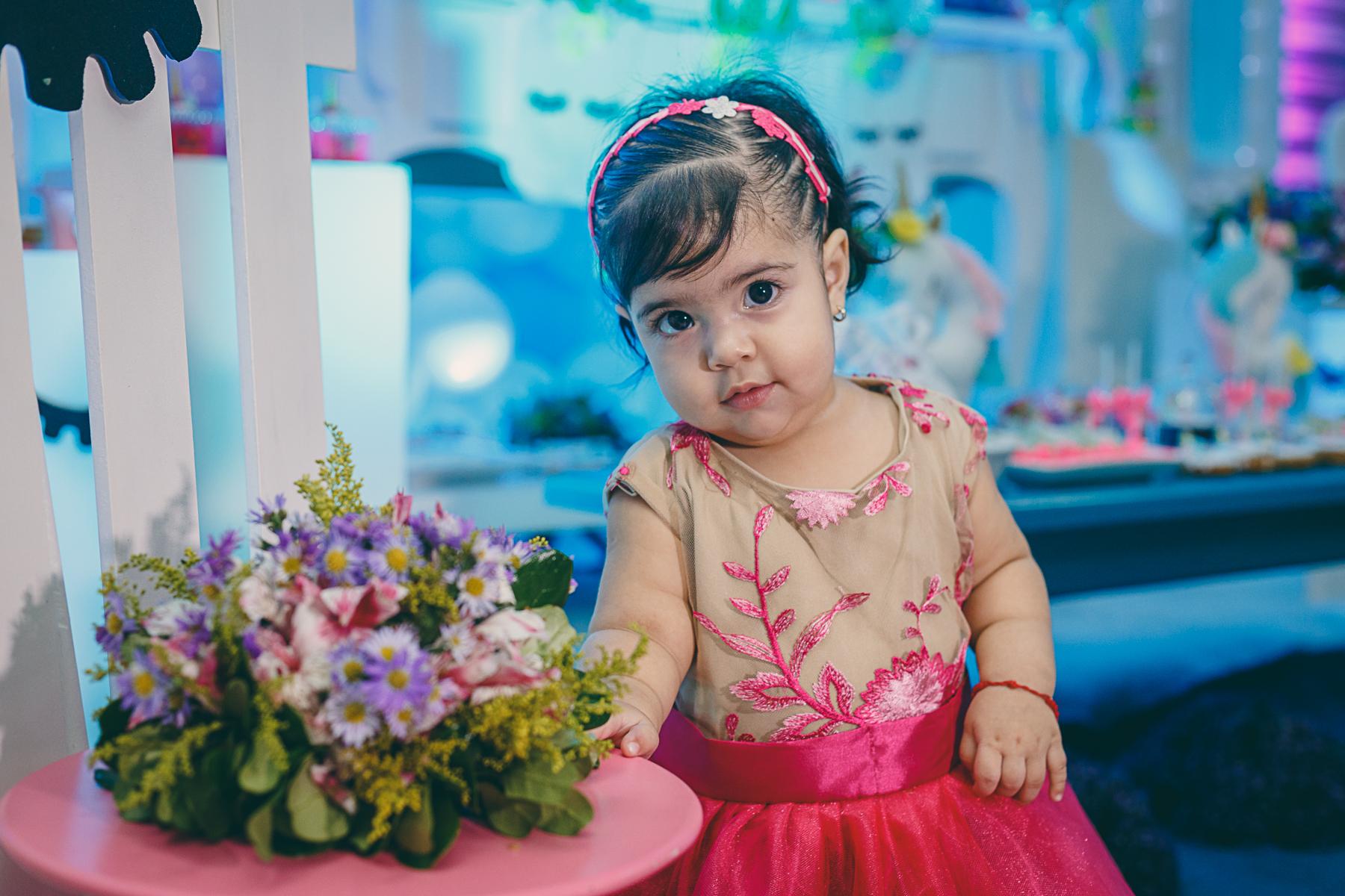 Fiesta infantil Zoe