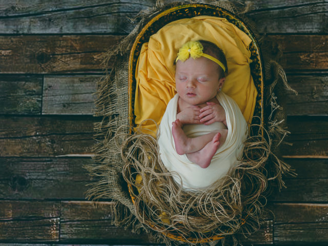 Newborn Elena