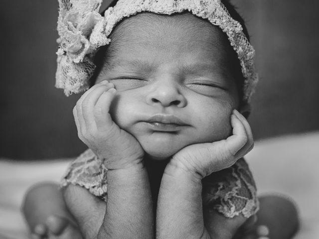 Newborn Cristina